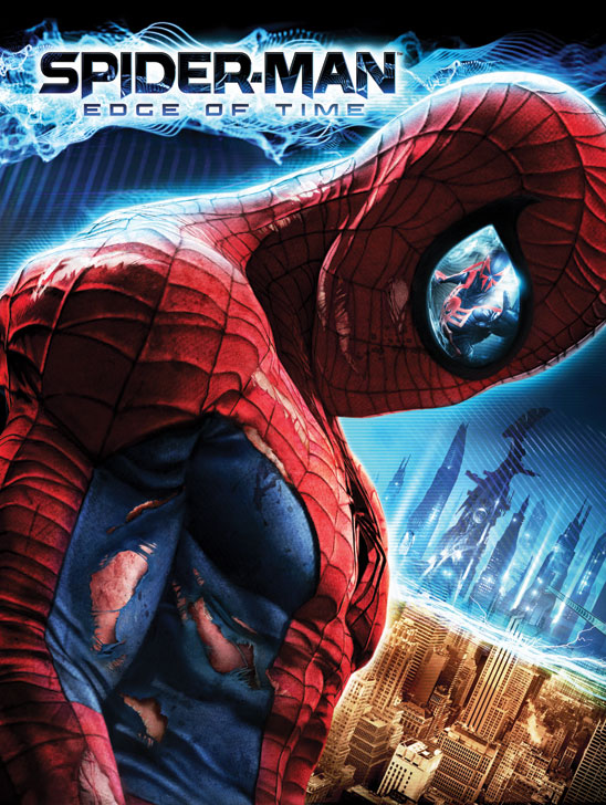 Imagen caratula de Spider-Man: Edge of Time