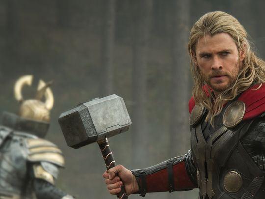 Thor: El Mundo Oscuro - Thor y Asgardiano