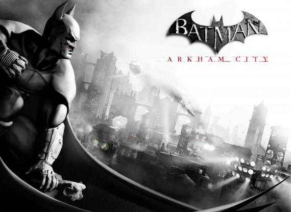 Artwork de Batman: Arkham City
