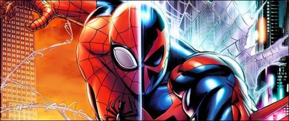 Superior Spider-Man y Spider-Man 2099