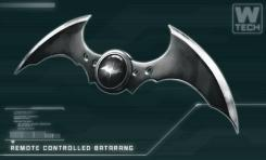 Concept art de Batman: Arkham City