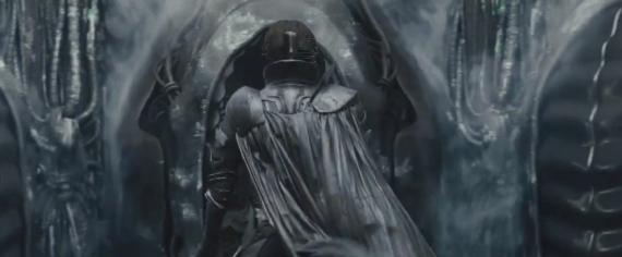 Captura del TV Spot de Man of Steel / El Hombre de Acero (2013)