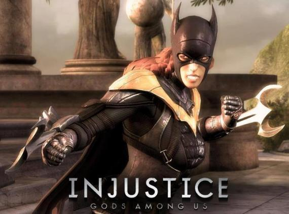 Catwoman se une al juego Injustice: Gods Among Us (2013)