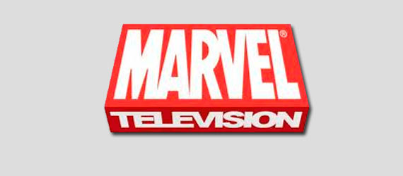 Montaje (fan-made) del logo de Marvel Television