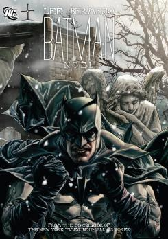 Portada del cómic Batman:Noel
