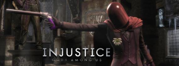 Aspecto alternativo para Joker en Injustice: Gods Among Us (2013), Red Hood