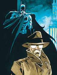 Batman y Jim Gordon en los cómics