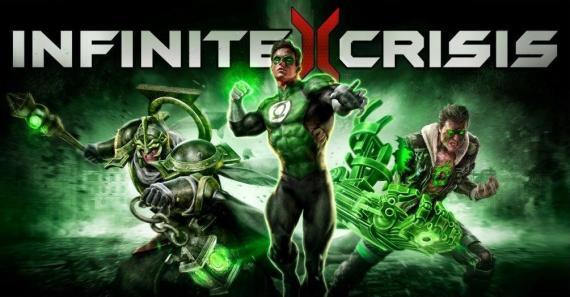 Imagen promocional del juego Infinite Crisis (2013)