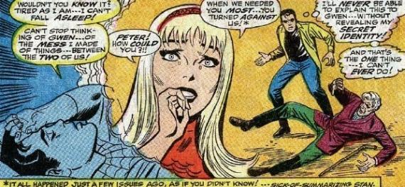 Imagen de los cómics de The Amazing Spider-Man