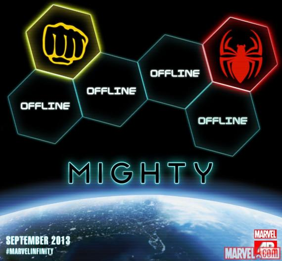 Infinity - Mighty Teaser