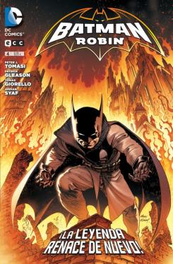 Batman y Robin #4