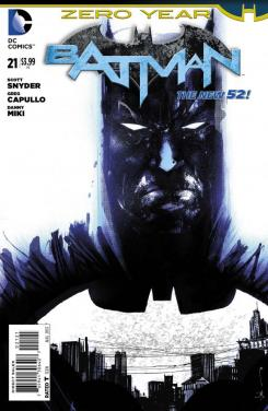 Batman #21: Zero Year