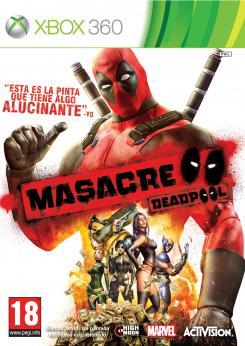 Carátula para España de Masacre (2013) en Xbox 360