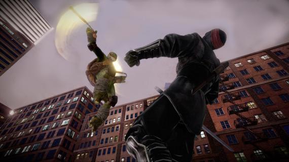 Imagen del juego Teenage Mutant Ninja Turtles: Desde las sombras (2013)