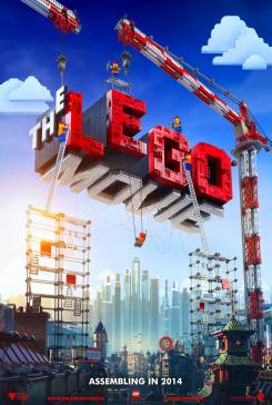 Póster de The LEGO Movie (2014)