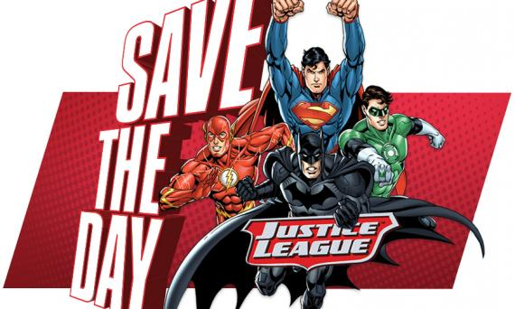 Save the Day en Target