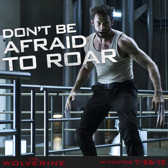 Imagen promocional de The Wolverine / Lobezno Inmortal (2013)