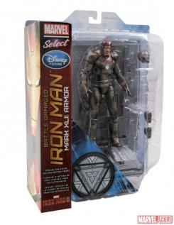 Marvel Select Iron Man Paquete