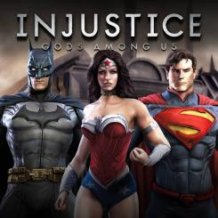 Aspectos New 52 para Injustice: Gods Among Us (2013)
