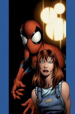 Ultimate Spider-Man y Mary Jane