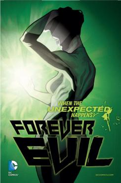Forever Evil: When the unexpected happens!