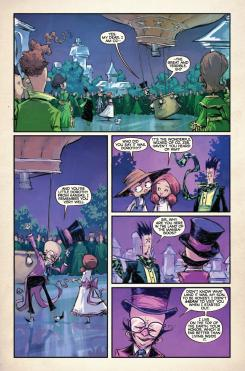 Dorothy & The Wizard in Oz #1