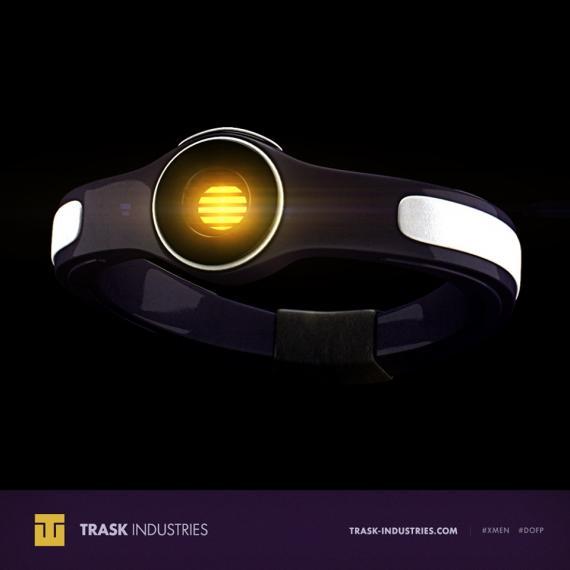Campaña viral de X-Men: Días del Pasado Futuro (2014), el collar inhibidor mutante