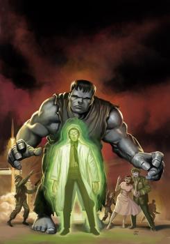 Imagen de los cómics de Hulk
