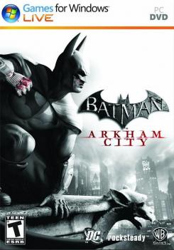Portada para PC de Batman: Arkham City