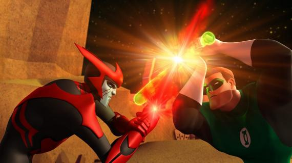 Imagen de Green Lantern: The Animated Series