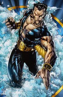 Namor en los cómics Marvel
