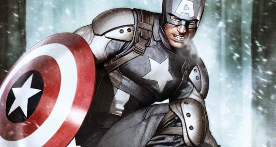Captain America: Living Legend #2 Banner