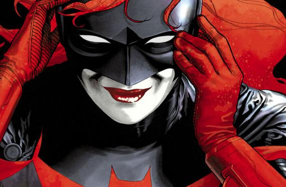 Batwoman J.H. Williams III