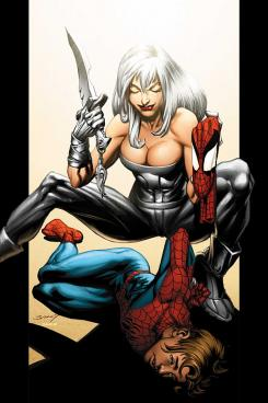 Ultimate Spider-Man - Silver Sable