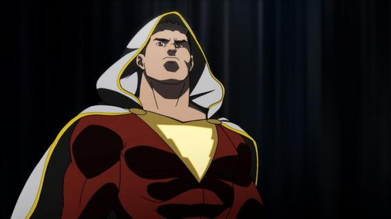 Shazam en Justice League: War (2014)