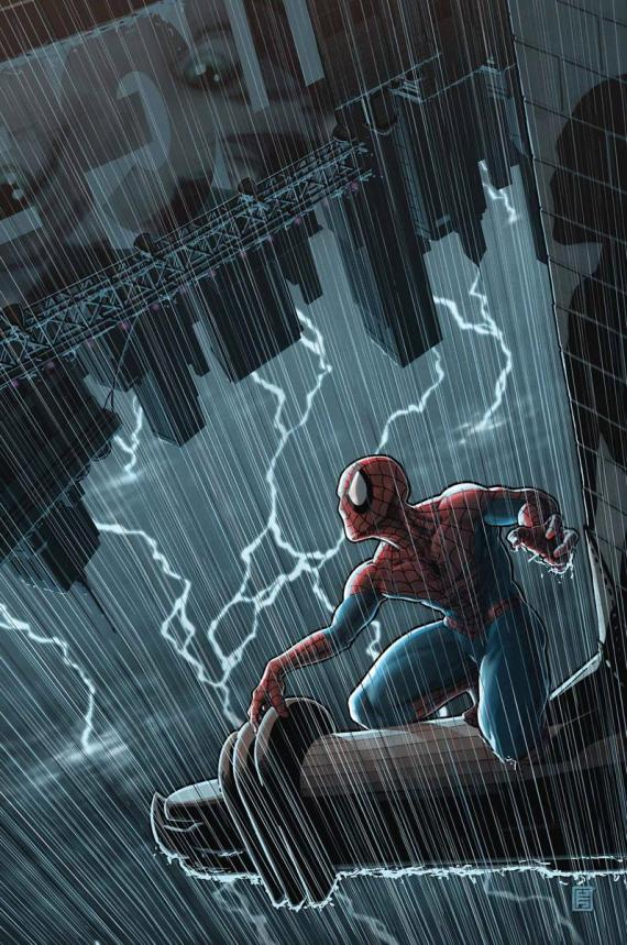 Amazing Spider-Man 700.4 - Portada