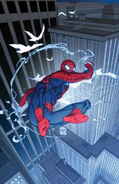 Amazing Spider-Man 700.1 - Portada