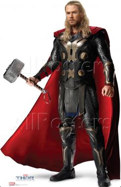 Thor Standee