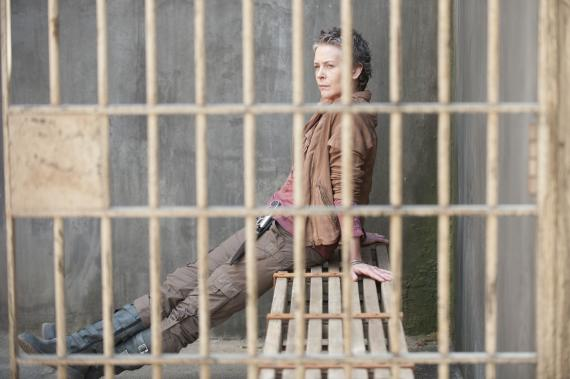 Imagen del episodio 4.03: Isolation, de la cuarta temporada de The Walking Dead (2013)