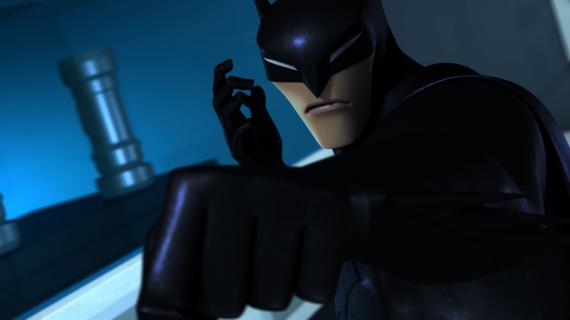 Beware The Batman 1x10 - Sacrifice