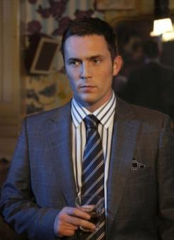 Desmond Harrington se une a The Dark Knight Rises