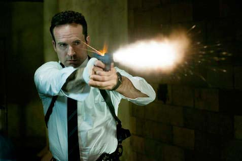 Primera imagen de la serie Powers, Jason Patric como Christian Walker