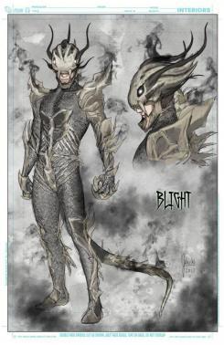 Forever Evil: Blight