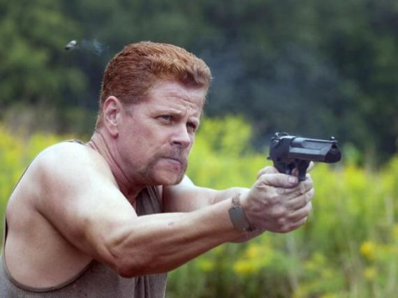 Imagen de la cuarta temporada de The Walking Dead, Abraham Ford