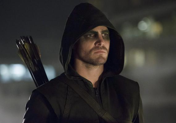 Arrow 2x04: Crucible