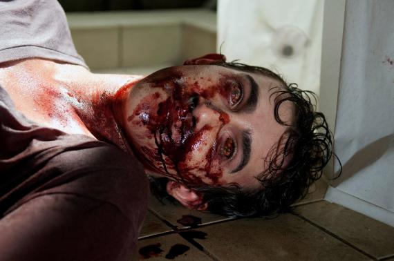 The Walking Dead 4x02 - Infected