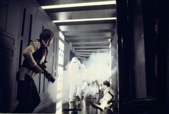 Imagen de Star Wars: Episodio IV - Una Nueva Esperanza (1977)