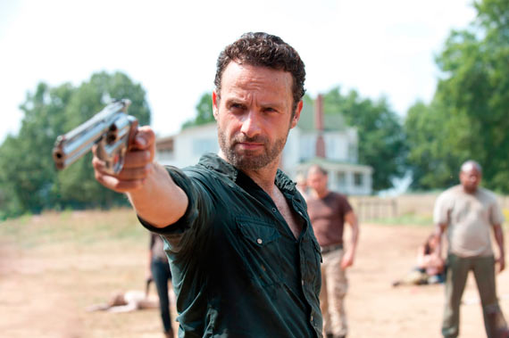 Imagen del episodio séptimo de la segunda temporada de The Walking Dead