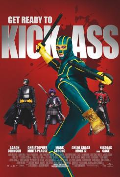 Póster de Kick-Ass (2010)
