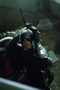 Arrow 2x05: League of Assassins
